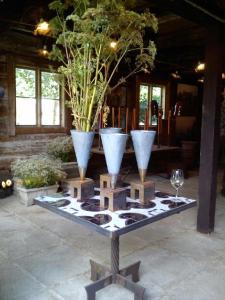 Tages nya vaser