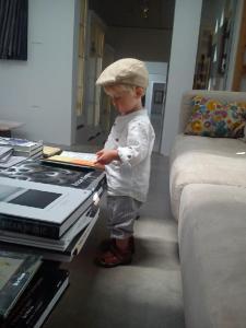 vilgot och konstböckerna