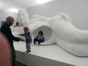 Frieze Art Fair skulpturmamma