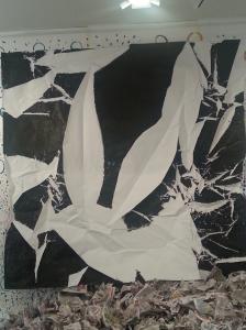 Horio svart och vit