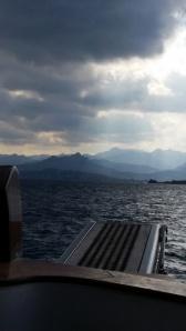 till havs